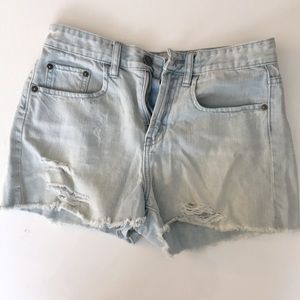 Size 3 BP demin shorts (shirt not included)